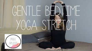 Download Gentle Bedtime Yoga Stretch - 15 Minutes Video