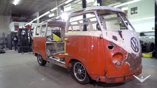 Download Dave Kindig Sets the Gameplan for the VW Bus | Bitchin' Rides Video