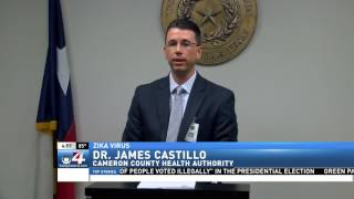 Download Cameron County Health Officials Confirming First Zika Virus Transmitted in RGV Video