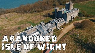 Download EXPLORING ABANDONED CASTLE Everything Left Behind - (Urban Exploration on Isle of Wight) Video