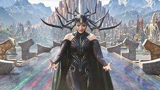 Download Final Batlte FULL Scene I Thor Loki Hulk vs Hela - Thor Ragnarok Fight Scene [FHD] Video
