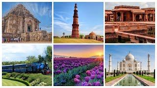 Download 36 UNESCO World Heritage Sites in India || 2018 Video