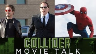 Download Jon Favreau Returns To Marvel For Spider-Man: Homecoming - Collider Movie Talk Video