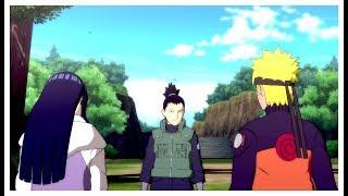 Naruto Ninja Storm 4: Hyuga Family Secret Technique! Hinata