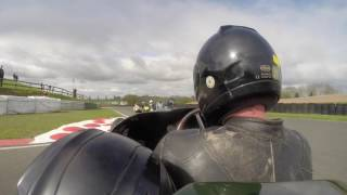 Download Morgan 3 Wheeler Racing Mallory Park 2017 Video