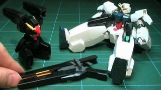 Download HG 1/144 Seravee Gundam part1 of 2 ガンダム00 in HD (Build - & bring your own music!) Video