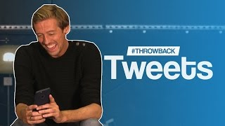 Download Peter Crouch Reacts To His Funniest Ever Tweets | #ThrowbackTweets Video