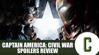 Download Captain America: Civil War Spoilers Review Video