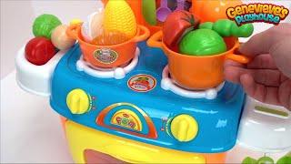 Download Educacional Para Bebes Ensine aos miúdos os nomes da Comida com o Filme para Crianças da Cozinha Video