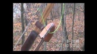 Download Josh Bowmar kills BIG OHIO BUCK w/ Homemade longbow!! | Bowmar Bowhunting | Video