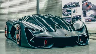 Download HERE'S WHY THE TERZO MILLENNIO IS THE COOLEST LAMBORGHINI EVER MADE Video