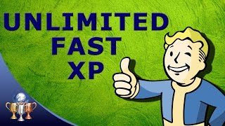 Download Fallout 4 Unlimited XP Fast (20,000 XP/Hour) Brotherhood Radiant Side Quest Exploit Video
