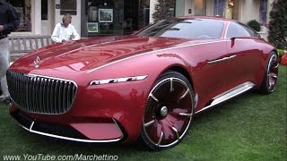 Download Vision Mercedes-Maybach 6 - Being Driven w/ a Remote! Video