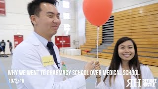 Download Why we went to pharmacy school over medical school Video