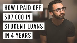 Download How I Paid off $97,000 in Student Loans in 4 Years Video