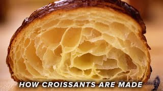 Download How Croissants Are Made •Tasty Video