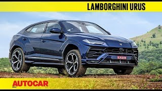 Download Lamborghini Urus | First India Drive Review | Autocar India Video