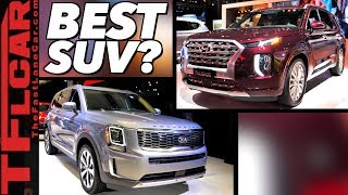 Download 2020 Hyundai Palisade or 2020 Kia Telluride: Which SUV Should You Buy? Video