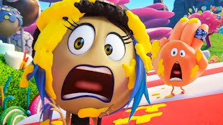 Download THE EMOJI MOVIE 'Candy Crush' Movie Clip + Trailer (2017) Video