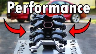 Download How to Install a Performance Intake Manifold and Replace Gaskets (Dyno PROOF) Video