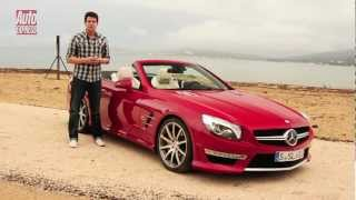 Download Mercedes SL63 AMG video review - Auto Express Video