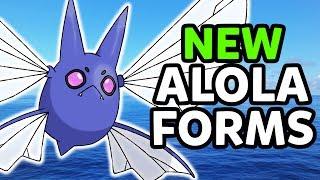 Download Alolan Crobat! New Alola Form Pokemon for Pokemon Ultra Sun and Ultra Moon Spotlight Video
