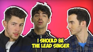 Download Jonas Brothers Making Fun of Each Other (Funny Moments 2019) Video
