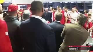 Download Chiefs vs Falcons Postgame Celebration Video