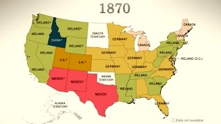 Download America's Sources of Immigration (1850-Today) Video