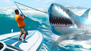 Download DEEP SEA FISHING IN GTA 5! (GTA 5 Mods) Video