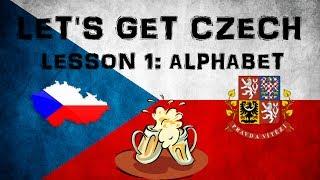 Download INTRO TO CZECH ALPHABET AND SOUNDS PART 1/2 ČESKÁ ABECEDA A ZVUKY Video
