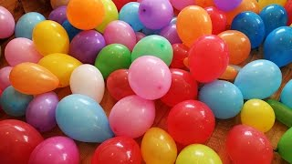 Download ″The Balloon Show″ for learning colors - children's educational video Video