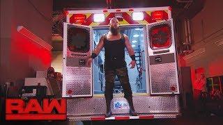 Download Braun Strowman returns to attack and challenge Roman Reigns: Raw, June 19, 2017 Video