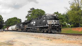 Download NS 177 southbound in Stockbridge, Ga. Video