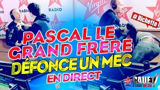 Download PASCAL LE GRAND FRÈRE DÉFONCE UN MEC EN DIRECT ! Video