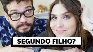 Download 5 coisas que faríamos diferente no segundo filho | Lu Ferreira | Chata de Galocha Video