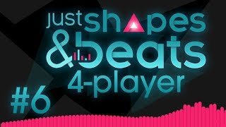 Download Just Shapes & Beats - #6 - THE FINAL BOSS!!! (4 Player Gameplay) Video