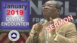 Download Pastor J.T Kalejaiye Sermon @ RCCG January 2019 DIVINE ENCOUNTER Video