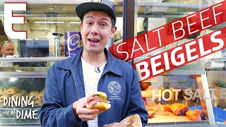 Download Beigel Bake's Salt Beef is the Katz's Pastrami of London — Dining on a Dime Video