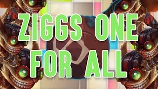 Download ZIGGS ONE FOR ALL Video