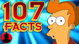 Download 107 Futurama Facts YOU Should Know! - Cartoon Hangover Video