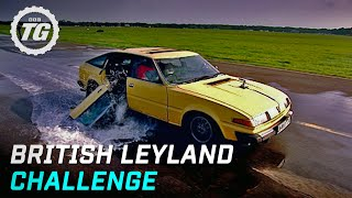 Download British Leyland Challenge Highlights | Top Gear | BBC Video