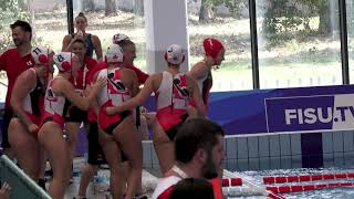 Download Water polo advances to semifinals after shootout victory against United States Video