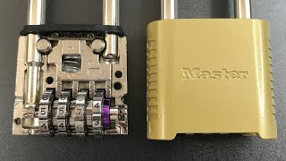 Download [631] Master Lock 875/975 Decoded WITHOUT ANY TOOLS ! Video