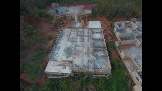 Download Building House in Ghana Layouts / Block work Video