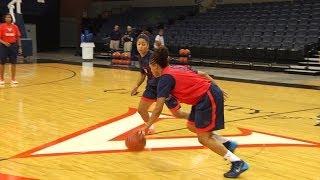 Download WOMEN'S BASKETBALL: Opening Practice Video