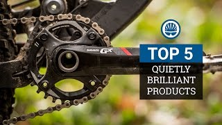 Download Top 5 - Quietly Brilliant MTB Products Video
