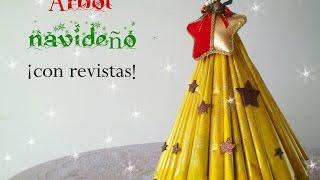 Download Árbol navideño ¡Con revistas! Video