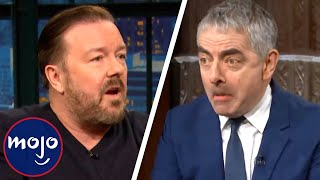 Download Top 10 Times British Celebs Caused CHAOS On US Talk Shows Video