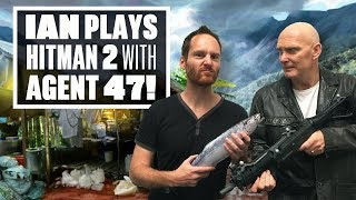 Download Playing Hitman 2 with Agent 47 - IT'S A HITMAN JOB INTERVIEW! Video